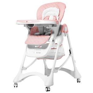 Стульчик для кормления CARRELLO Caramel CRL-9501/3 Pink