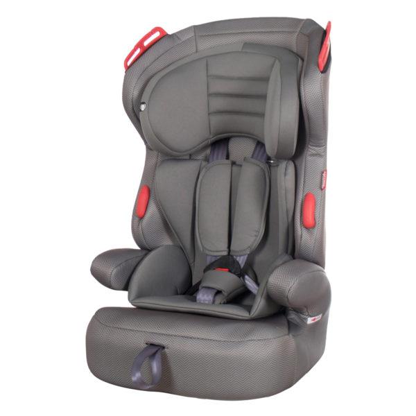 Детское автокресло CARRELLO Premier Grey CRL-9801