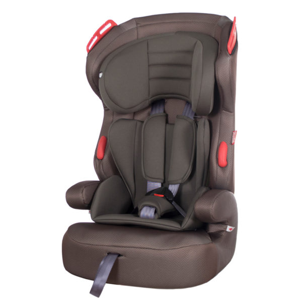 Детское автокресло CARRELLO Premier Black CRL-9801