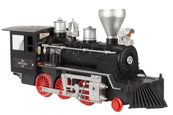 Железная дорога Эра паровозов 701831 R/YY 127 на радиоуправлении, длина путей 6,5м