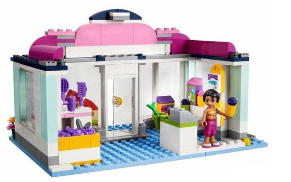 Конструктор Bela 10171 Салон для питомцев 241 деталь Аналог Lego Friends 41007