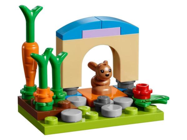 Конструктор Bela 10854 Домик Мии на дереве 356 деталей Аналог Lego Friends 41335