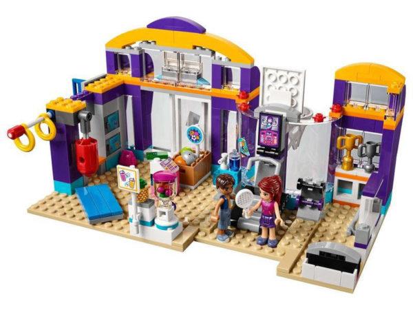 Конструктор Bela 10610 Спортивный Лагерь 336 деталей Аналог Lego Friends 41312