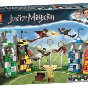 Конструктор Bela 11004 Матч по квиддичу Гарри Поттер 536 деталей Аналог Lego Harry Potter 75956