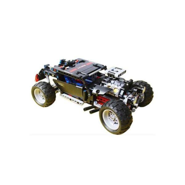 Конструктор Decool 3340 Hummer вездеход, 470 деталей аналог Lego Technik
